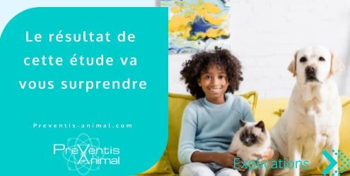 dépistage maladie chat chien